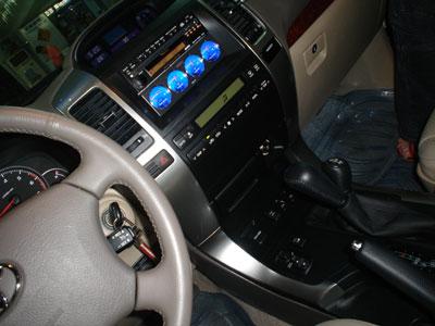 丰田普拉多音响改装技术 汽车隔音改装 汽车音响品牌及汽车音响配件高清图片